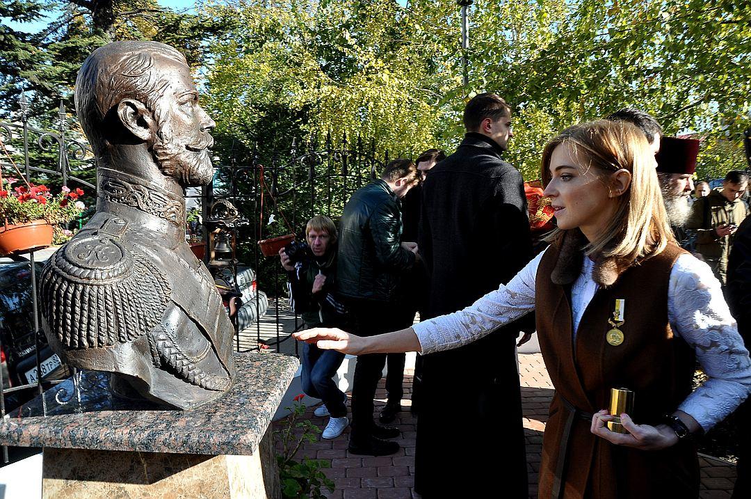 Он не мироточил: церковная комиссия не обнаружила мироточения бюста Николая II