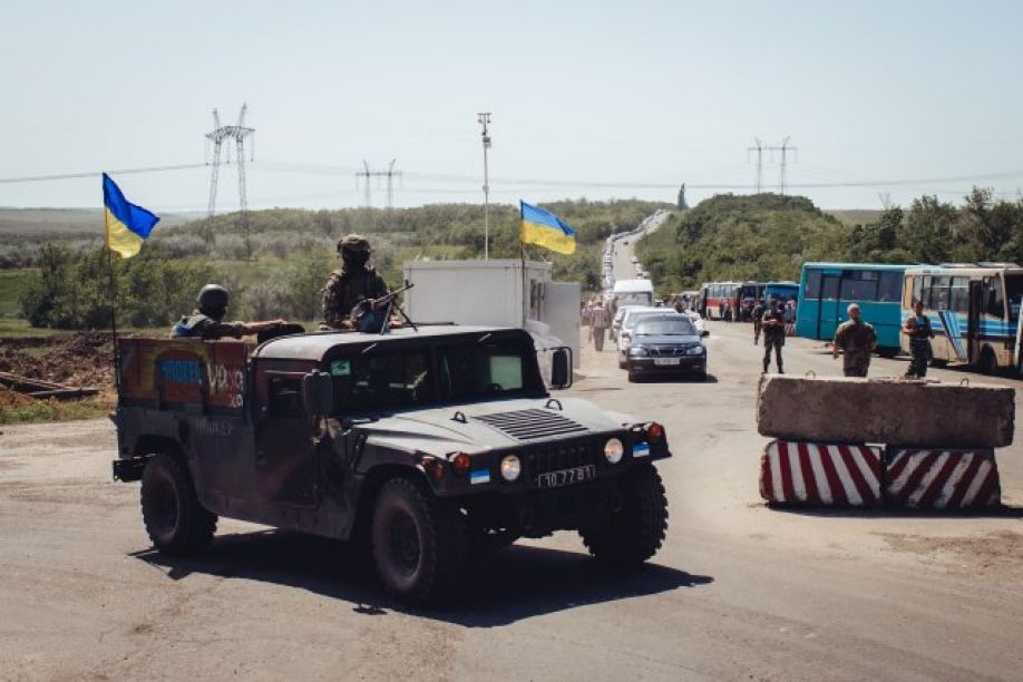 Блокада Донбасса и её последствия