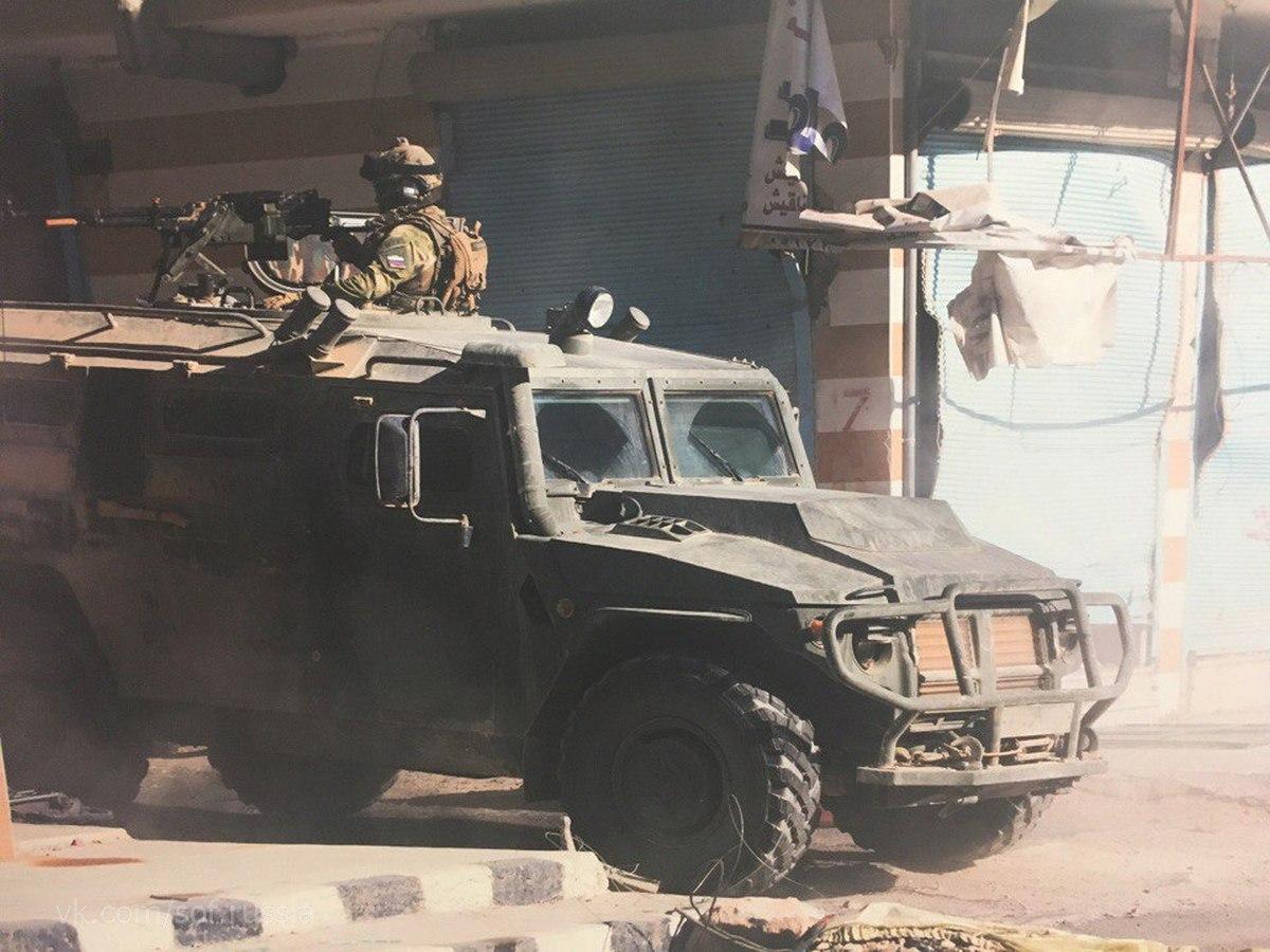 Reuters сообщает о прибытии российского спецназа к границе Ливии