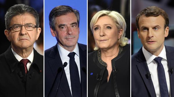 Предвыборная гонка во Франции