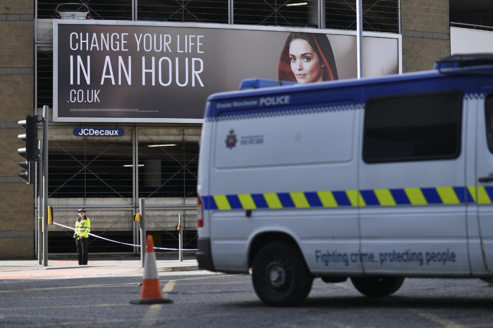 СМИ назвали имя смертника, совершившего теракт в Манчестере