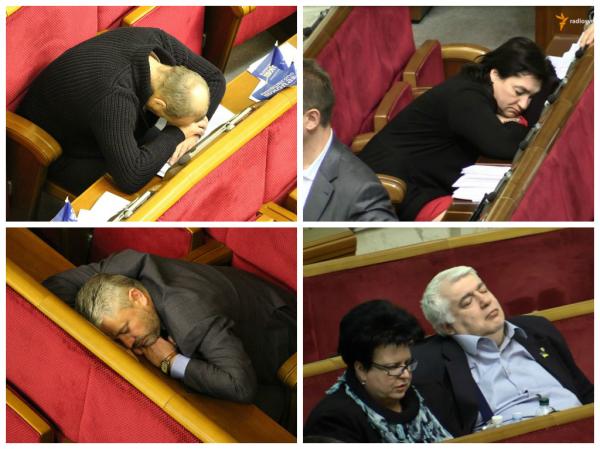 Депутаты Госдумы устали разговаривать с избирателями