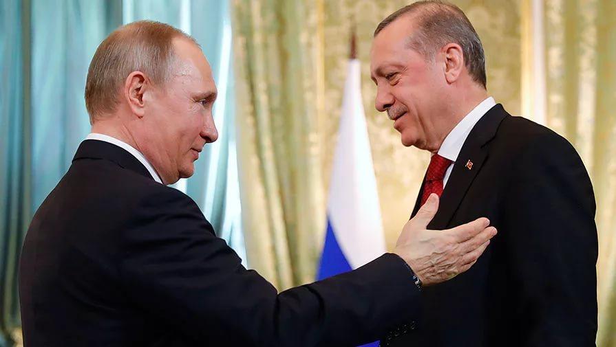 Россия и Турция – дружба навек
