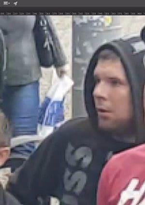 Терейковский Евгений на митинге