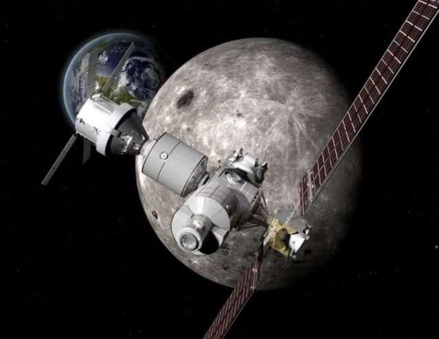 Санкции космосу не помеха