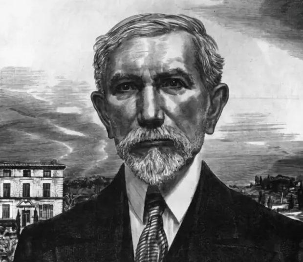 Шарль Моррас - отец французского национализма