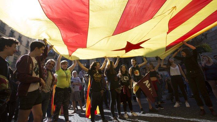 Каталония всё-таки стала независимой