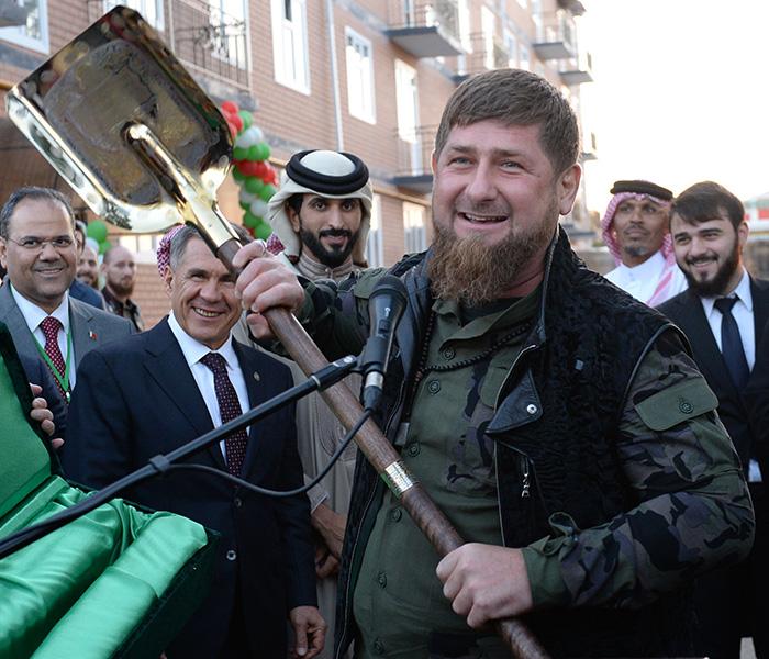 Кадыров и Ленин