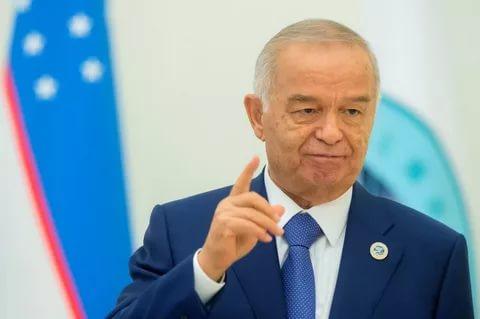 Каримов и вопросы о бронзе