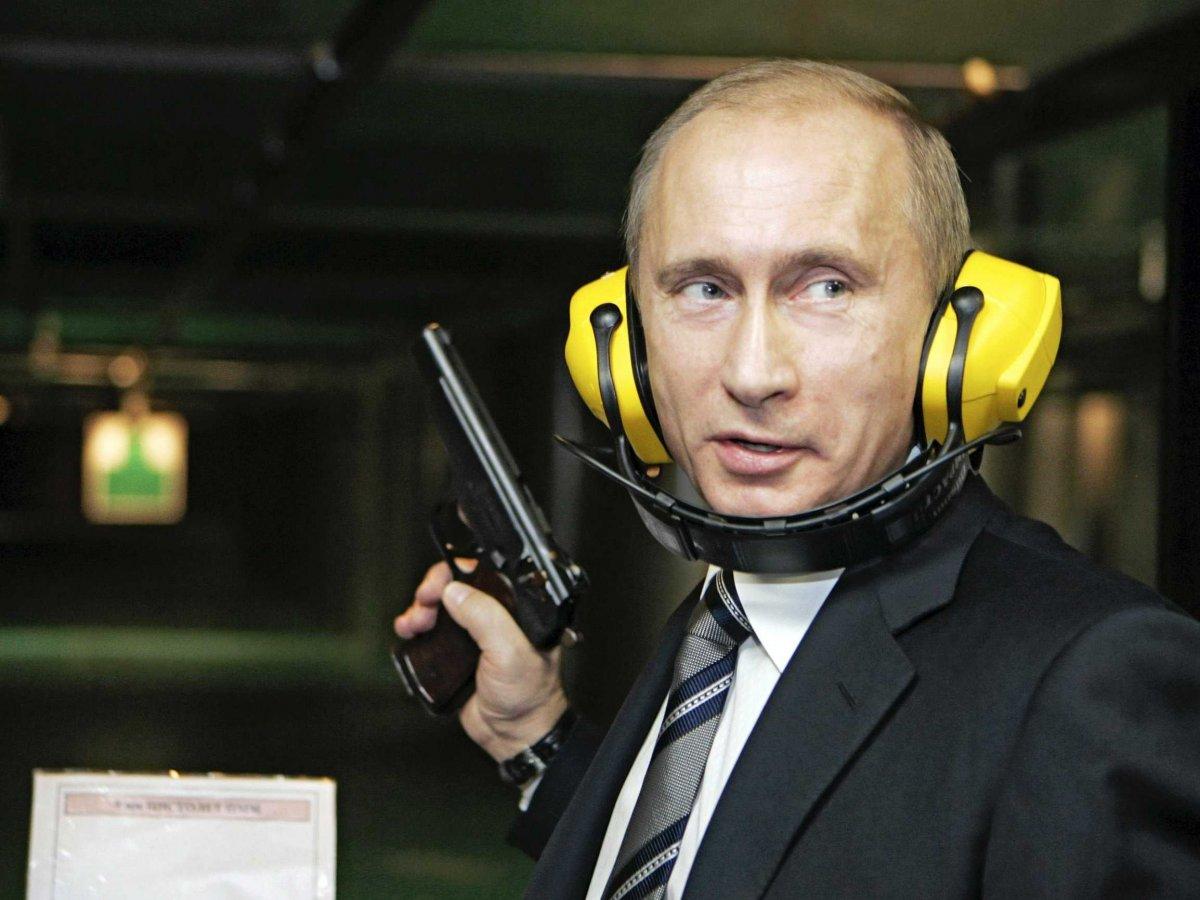 Размышления о первой декаде Владимира Путина
