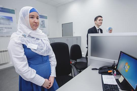 Исламские окна в Сбербанке России