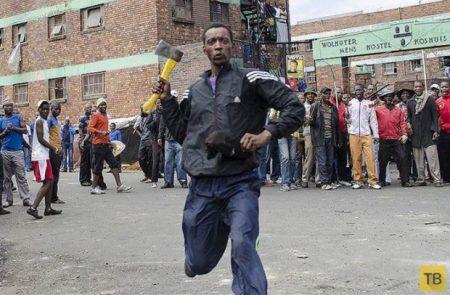 Апартеид наоборот, или земельный вопрос в ЮАР