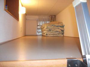 Спальный шкаф, он же лофт!