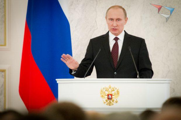 Путин, газ, и мир в труху