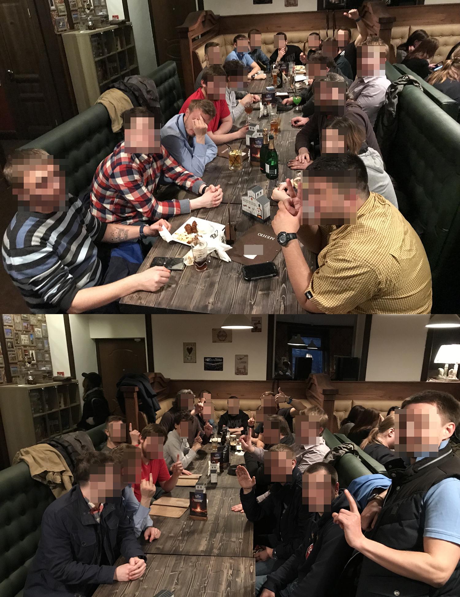 Встреча в Москве 20 апреля