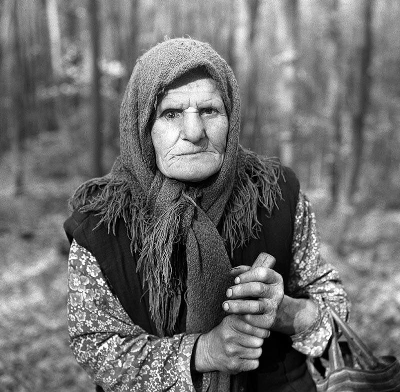 Русская смерть бабушки Нюры