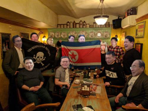 Встреча в Москве, 8 февраля
