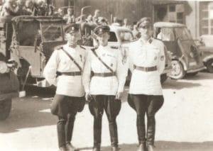 Полковник Григорий Павлович Ламздорф в Пскове