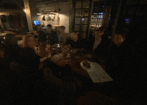 Встреча в Петербурге, 14 марта