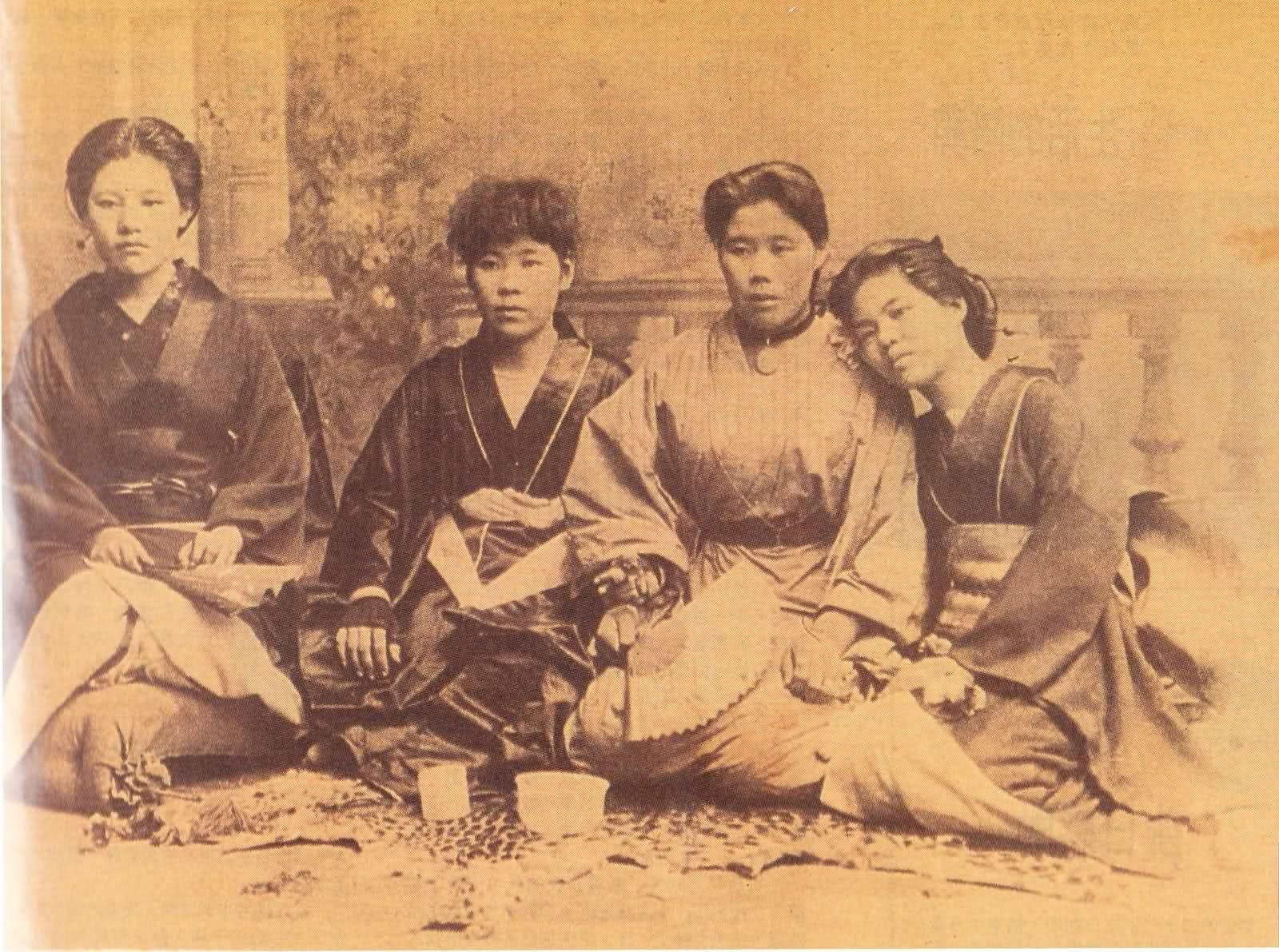 Японская проституция во Владивостоке