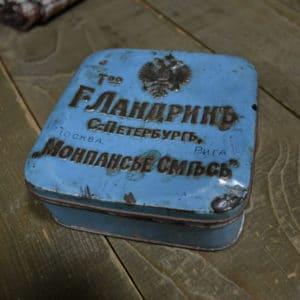 Как в России появились «коробки из под ниток»