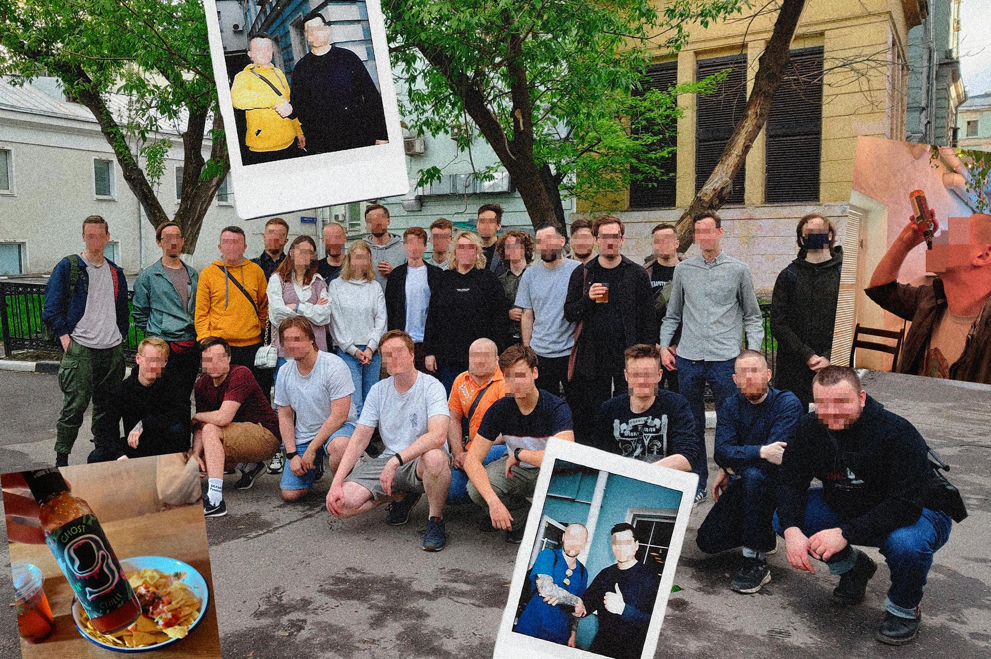 Встреча в Москве, 15 мая