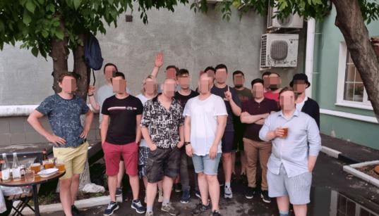 Встреча в Москве, 18 июля